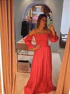 Vestido Valentina Rosa