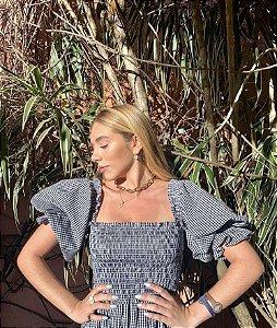 Vestido Amelie Vichy