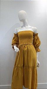 Vestido Amelie Amarelo