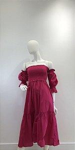 Vestido Amelie Rosa