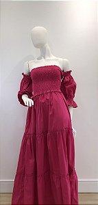 Vestido Amelie Rosa Longo