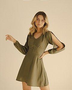Vestido Helena Verde