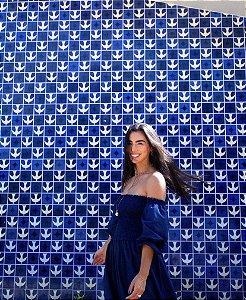 Vestido Amelie Marinho