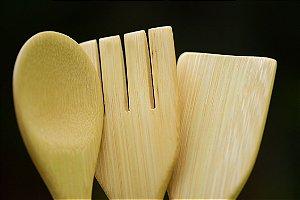 Kit cozinha Fit Bambu