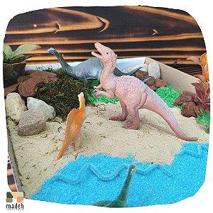 Kit Sensorial Dinossauros