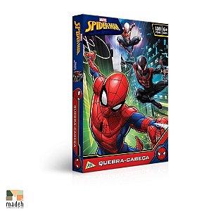 Quebra-Cabeça Homem Aranha 100 peças