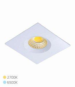 SPOT LED 3W 4200K QUADRADO