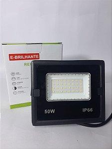 REFLETOR LED 50W SMD 6500K IP66