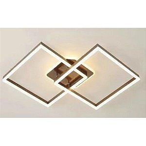 LUMINARIA LED BROWN 7004-2