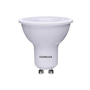 LAMPADA LED GU-10 MR-16 4,9 WATTS 6500K