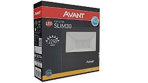 REFLETOR LED 30W SMD 3000K