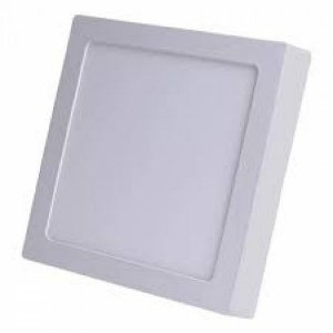 Painel LED Sobrepor 25W Quadrado 6500K Roya
