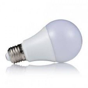 Lâmpada LED Bulbo 9W 3000K LUZ Solar