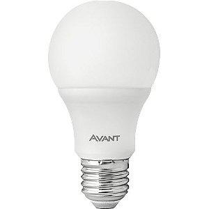 Lâmpada LED Bulbo 9W 3000K Avant