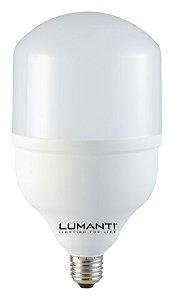 Lâmpada LED Bulbo 30W 6500K Lumanti
