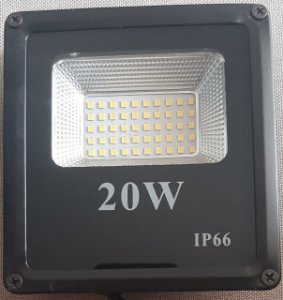 Refletor LED 20W 6500K SMD
