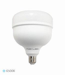 Lâmpada LED Bulbo 30W 6500K Mak LED