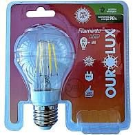 Lâmpada LED 6W Filamento Branca