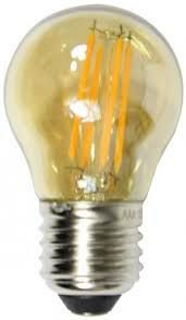 Lâmpada Filamento 4W G45 Bolinha Roya