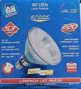 LAMPADA PAR 38 5,3W 2700k