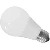 Lâmpada LED Bulbo 9W 6500K Mandilux