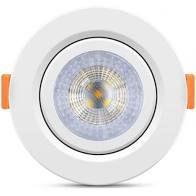 Spot LED 5W Redondo 3000K