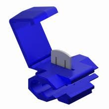 Conector Emenda Azul 0,75 A 1,5 MM