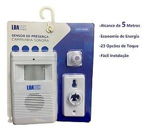 ANUNCIADOR PRESENCA LUATEK LKM-3000