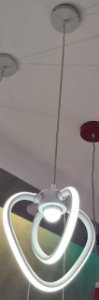 PENDENTE LED CORACAO