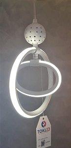 PENDENTE LED CIRCULO