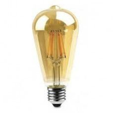Lâmpada Filamento 4W ST64 Bivolt