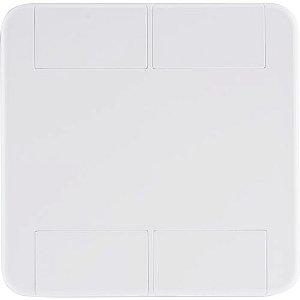 TRAMONTINA TABLET PLACA CEGA 4 X 4