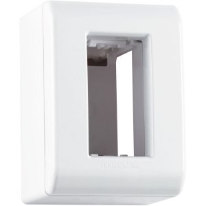Sistema X Caixa + Placa para 1 Módulo Tramontina