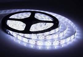 FITA LED 5050 BRANCA S/FONTE 12V