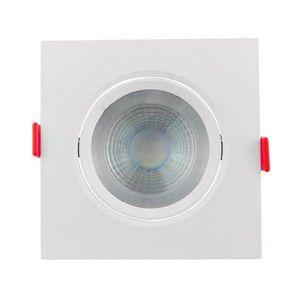 Mini Spot LED 3W 6500K Quadrado AAATOP