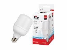 Lâmpada LED Bulbo 20W 6500K