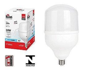 Lâmpada LED Bulbo 30W 6500K Avant