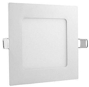 Painel LED Embutir Redondo 3W 6500K