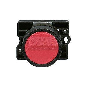Botão Plástico Emergência  XB2-EA43