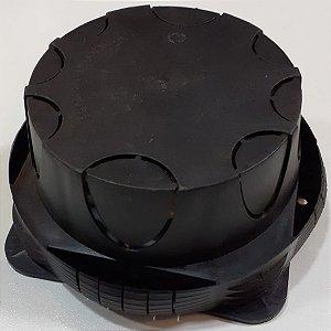 Caixa PVC 4 X 4 Serra Copo