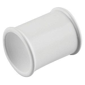 Luva de PVC 3/4 Branca