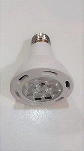 Lâmpada LED PAR 20  7 Watts 6500K