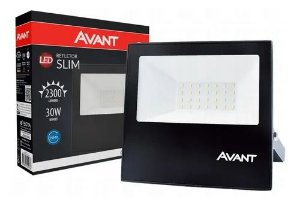 REFLETOR LED 30W SMD 6500K