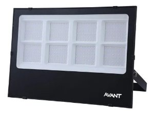 REFLETOR LED 400W SLIM 6500K