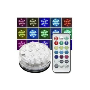 LAMPADA RGB PARA PISCINA 13 LED REF. 5280