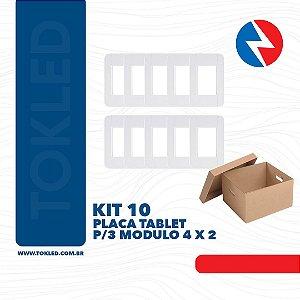 TRAMONTINA TABLET PLACA P/3 MODULO 4 X 2