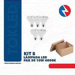 LAMPADA LED PAR 30 10W 4000K SAVE