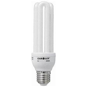 LAMPADA ELETRONICA  15W X 127V 6500K