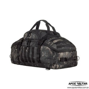 Mochila Expedition Camuflado Multicam Black