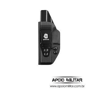 Coldre Kydex Glock Iwb Destro Standard